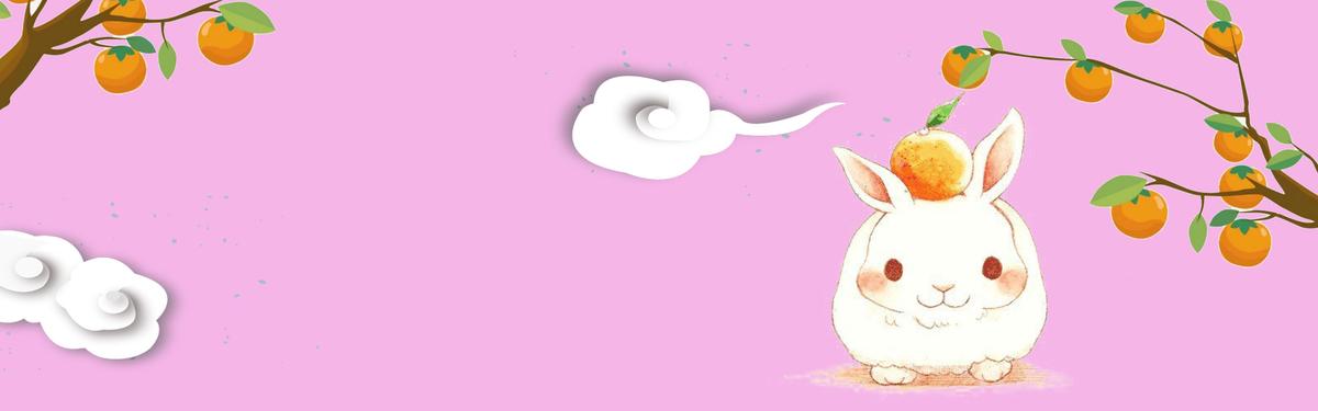 月兔简笔画视频 步骤
