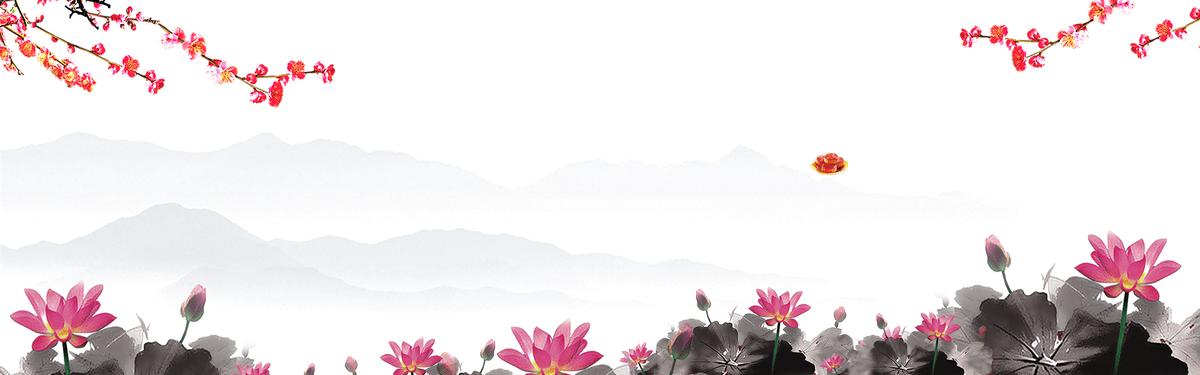文艺手绘复古秋冬banner