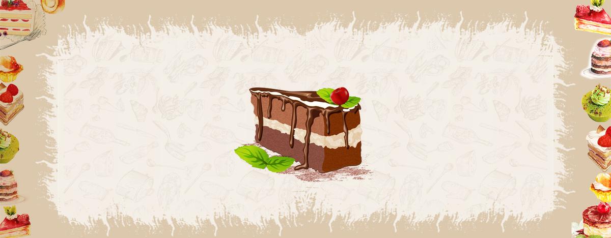 上传时间:2017-11-17 22:48 90设计提供美味蛋糕背景banner设计素材