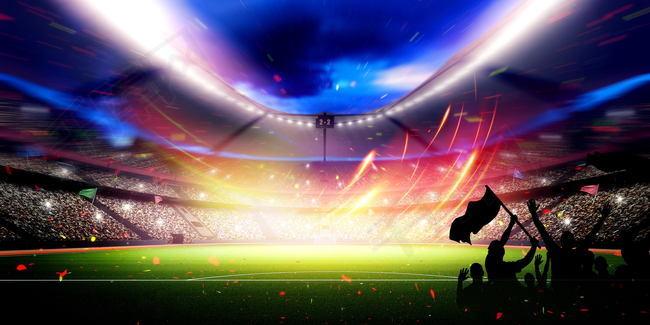 激战世界杯足球PSD分层