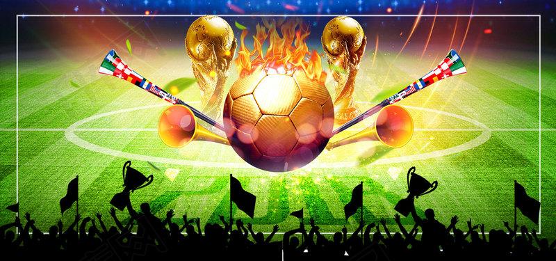 狂欢世界杯呐喊助威banner