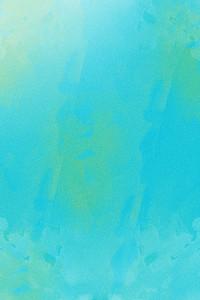 蓝色小清新水彩底纹海报