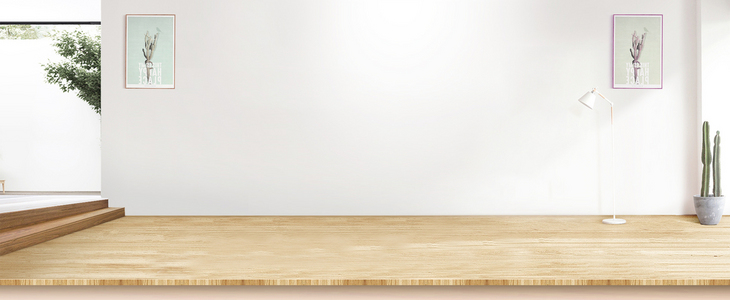 室内场空间感海报背景