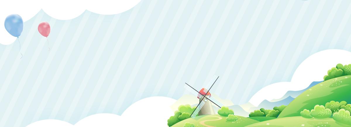 小清新卡通幼儿母婴背景底纹背景图片免费下载
