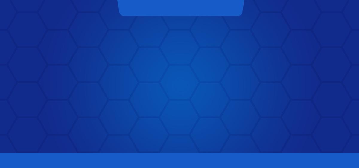 蓝色商务大气名片背景图片
