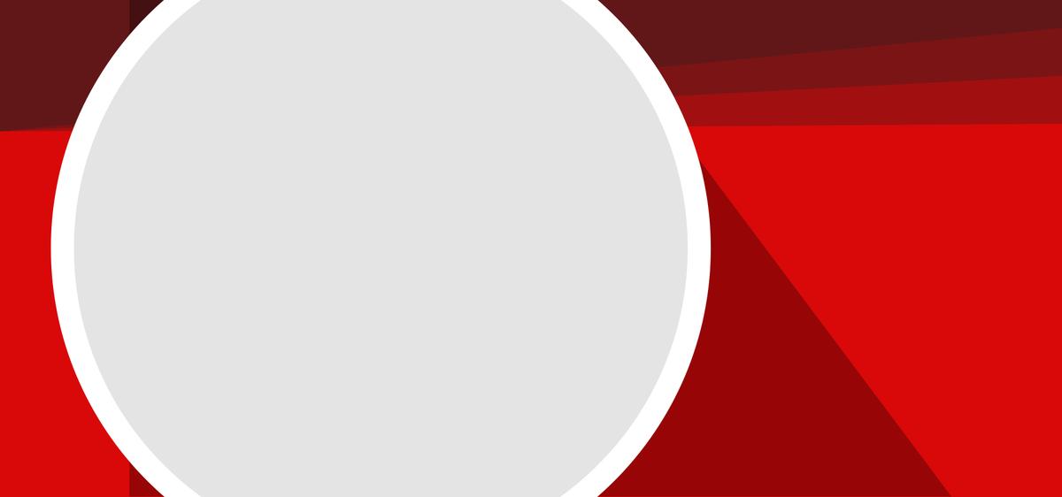 红色商务大气名片背景图片