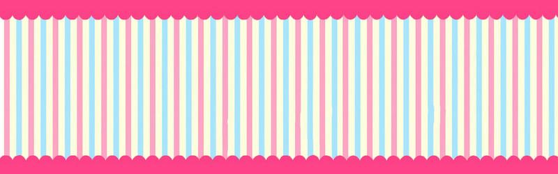 小清新条纹糖果色线条背景