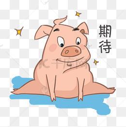 【搞笑猪图片素材】免费下载_搞笑猪表情表情爸爸包知道嗯嗯表情图片
