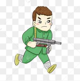 小米加步枪漫画图片_【步兵素材】_步兵图片大全_步兵素材免费下载_千库网png