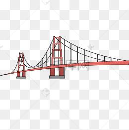 伦敦桥简笔画图片_大桥图片-大桥素材图片-大桥素材图片免费下载-千库网png