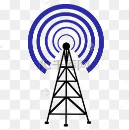 手机移动信号接收器_信号图片-信号素材图片-信号素材图片免费下载-千库网png