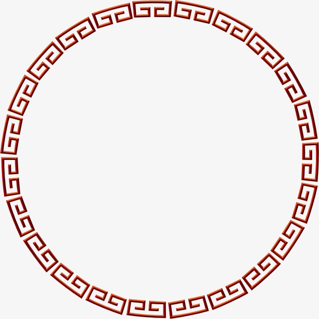 圆形古典边框(图片编号:15400645)