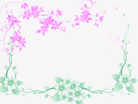 欧式植物花纹素材(图片编号:15403698)