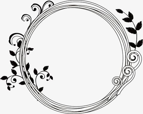 欧式花纹边框(图片编号:15401332)