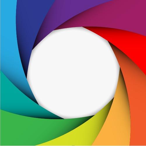 几何图形背景图片下载几何图形背景矢量素材炫彩彩色