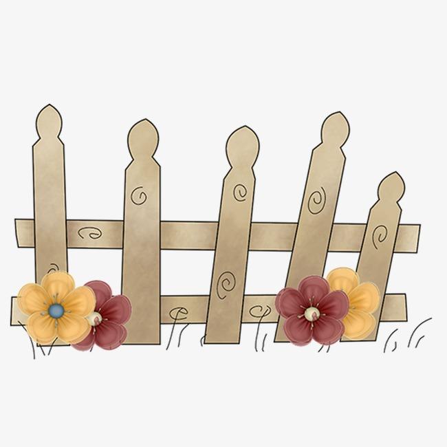 手绘围栏作品为设计师牵牛-淘豆创作,格式为png,编号为 13732030,大小