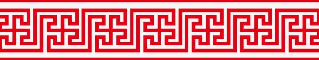 中国风复古花纹边框(图片编号:15400949)