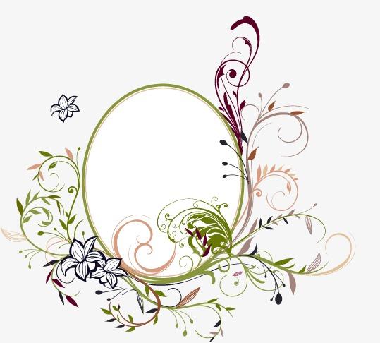 设计元素 背景素材 其他 > 创意藤曼圆框  [版权图片] 找相似下一张 >