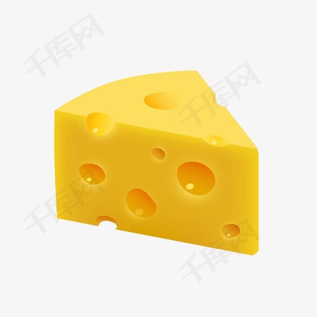 奶酪素材图片