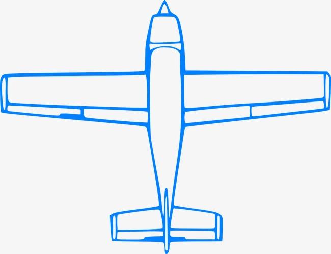 平面飞机png素材-90设计图片