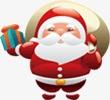圣诞老人送礼