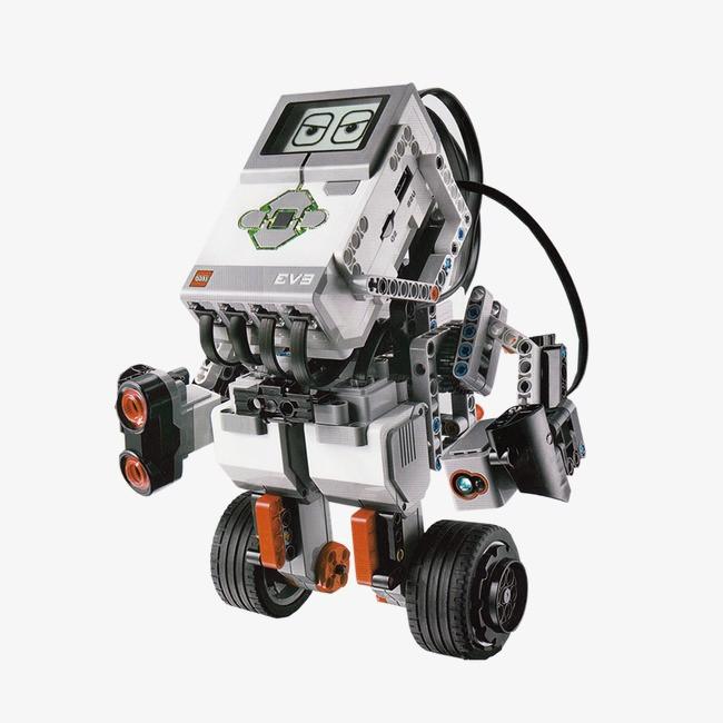 机器人主图_乐高机器人2png素材-90设计