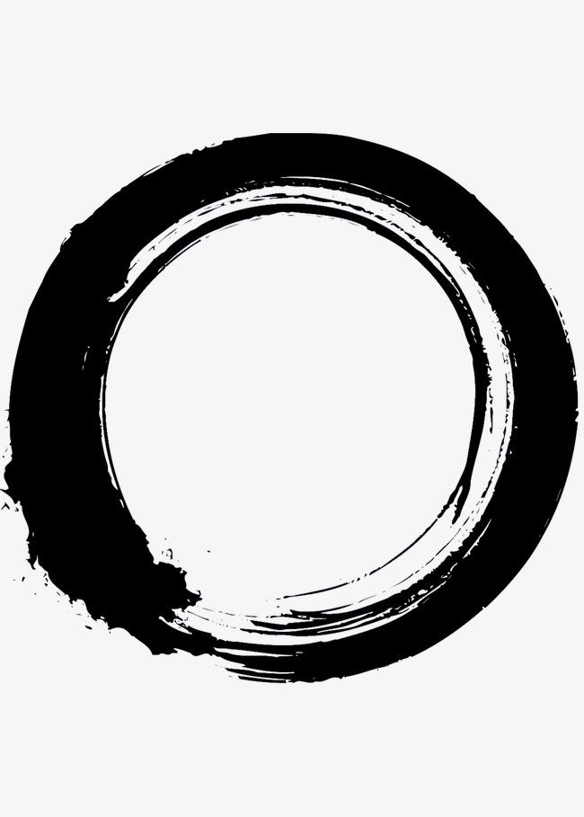 中国风墨迹笔触