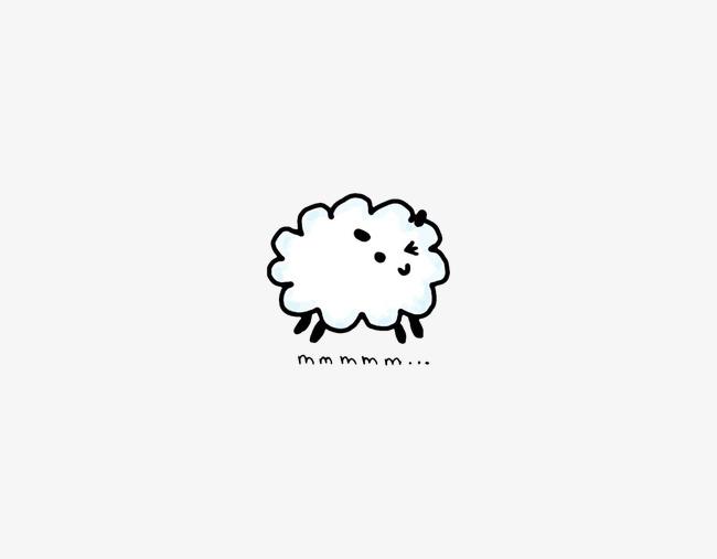 小羊的钩法图解