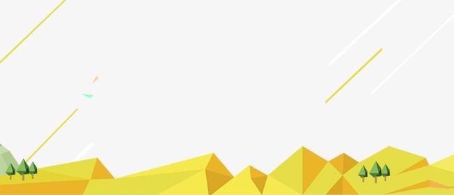 多边形几何背景