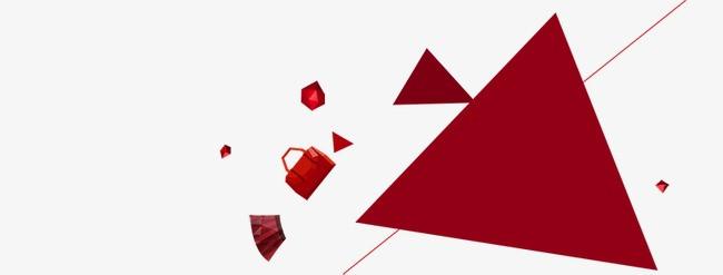 扁平几何多边形