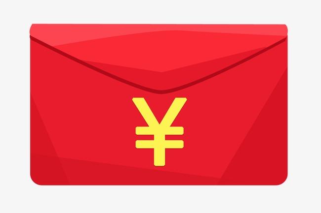 红包促销透明素材