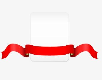 红色绸带模板下载(图片编号:14584551)