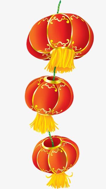 新年红灯笼模板下载(图片编号:14584884)_装饰图案__.