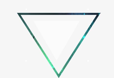 设计元素 其他 其他 > 三角形元素