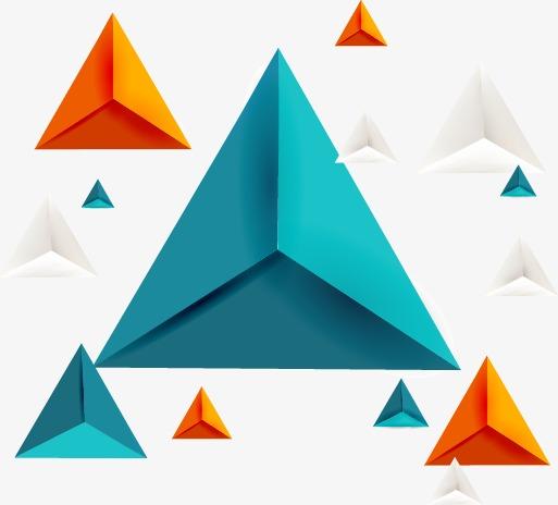 设计元素 其他 其他 > 炫彩三角元素  [版权图片] 找相似下一张 >