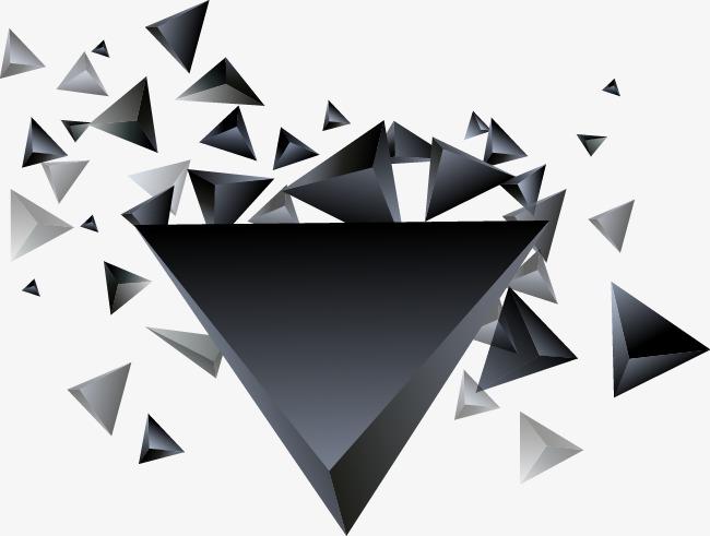 炫酷三角形(图片编号:15410897)