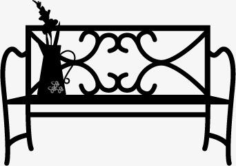 设计元素 其他 装饰图案 > 卡通座椅剪影  [版权图片] 找相似下一张 >