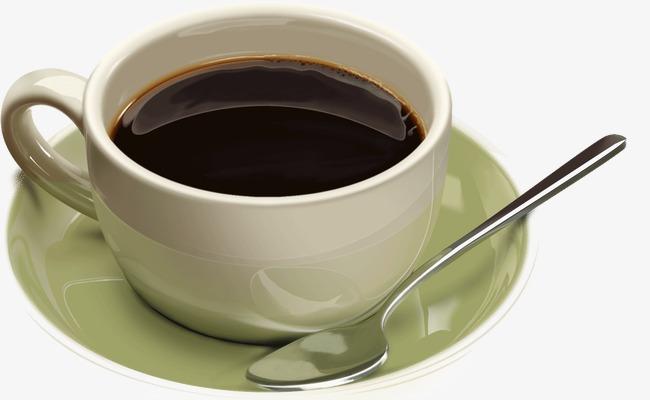 陶瓷咖啡杯【高清装饰元素png素材】-90设计