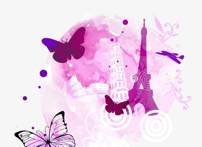 埃菲尔图片巴黎铁塔埃菲尔铁塔塞纳河畔