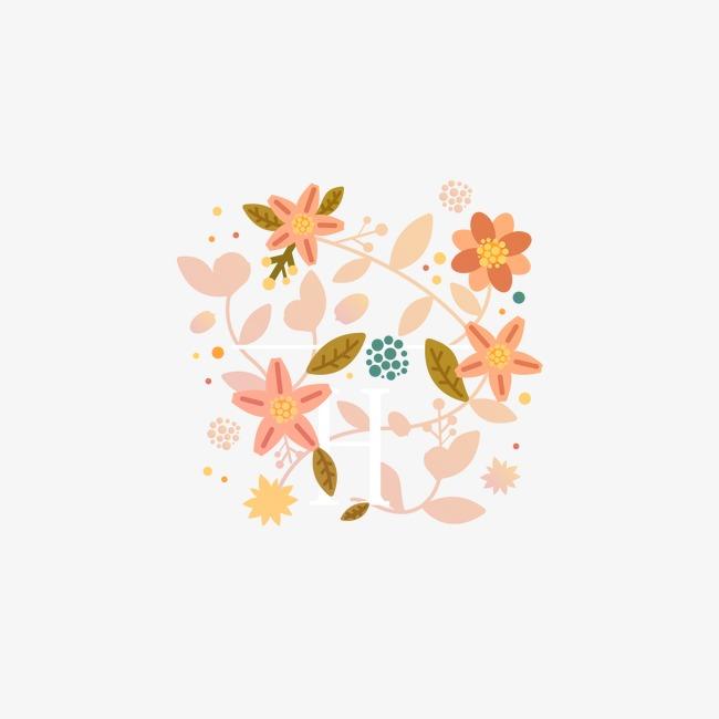 创意花纹花朵元素图片下载服装图案规则图形花纹几何印花矢量图印花