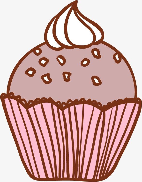 卡通蛋糕甜品店素材