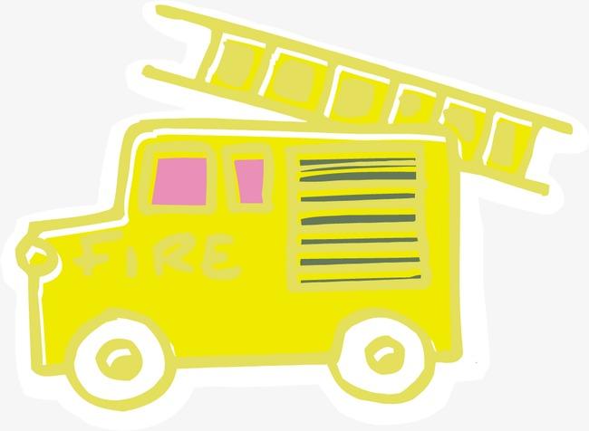 平面设计 设计元素 装饰图案 > 卡通货车梯子  [版权图片] 找相似下一