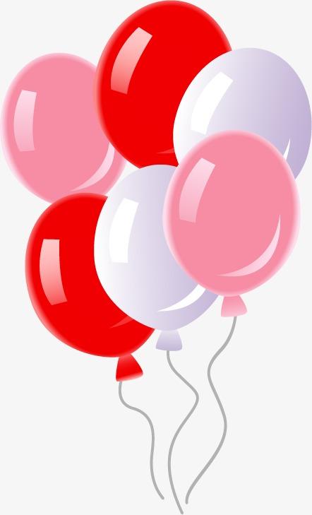 卡通可爱气球模板下载(图片编号:14590075)
