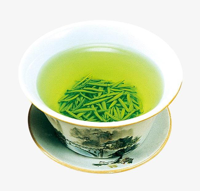 清新茶具茶杯茶叶