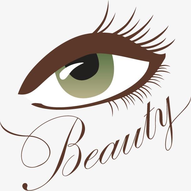 卡通美妆大眼睛