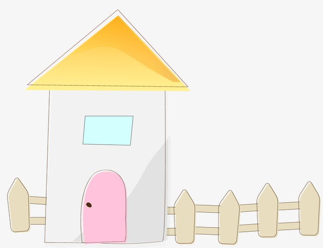 卡通小房子模板下载(图片编号:14590266)
