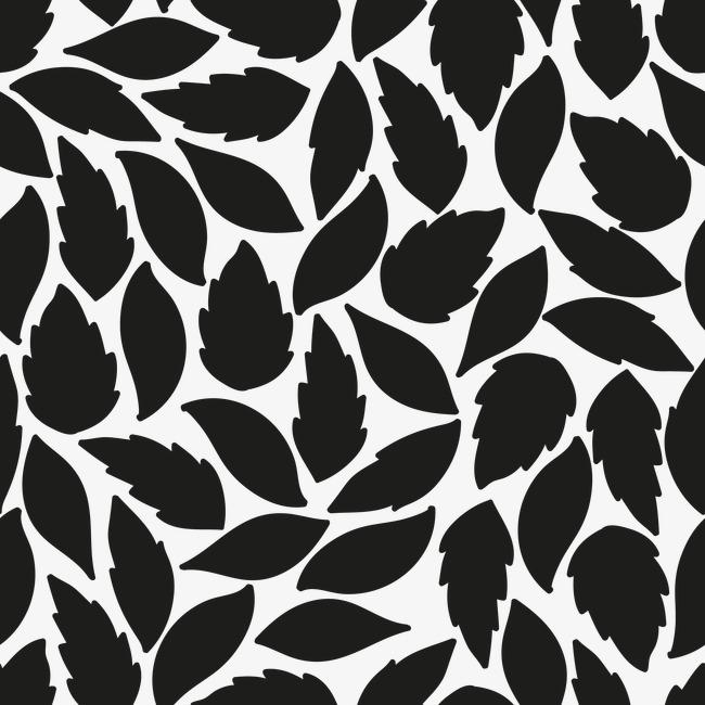 花纹压花底纹 卡通树叶底纹