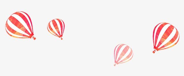 小清新气球模板下载(图片编号:14590708)_漂浮素材__.
