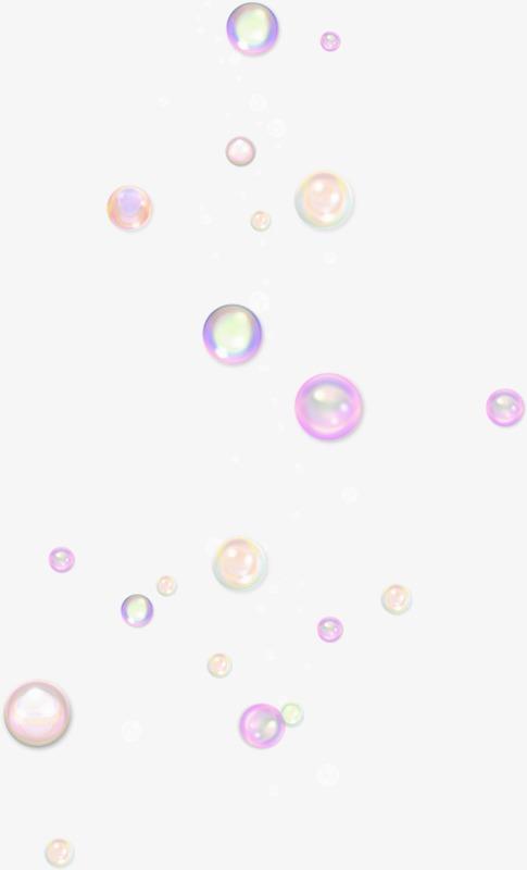 泡泡动态矢量图