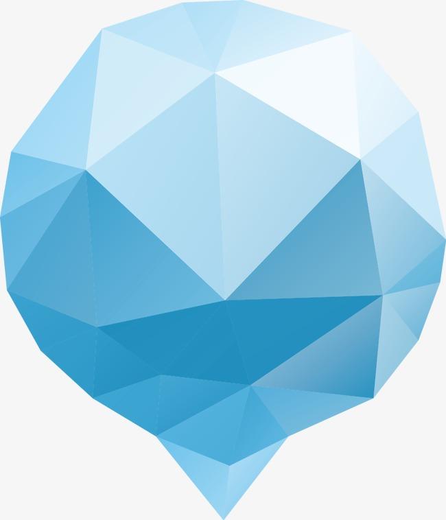 时尚几何图形图片下载几何体拼接元素立体几何体石膏
